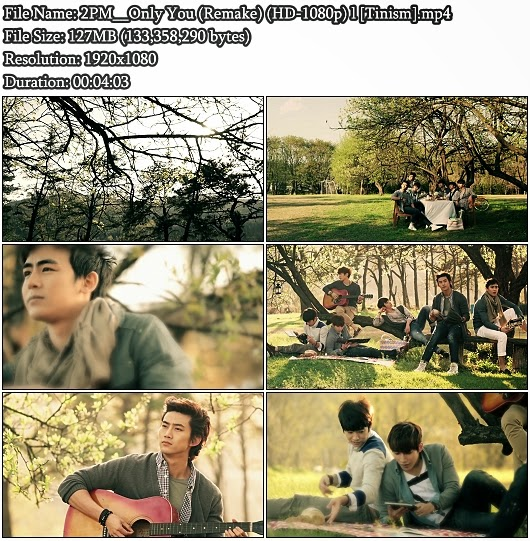 Download MV 2PM - Only You (Remake) (Full HD 1080p)