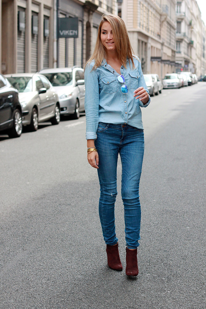 denim look inspiration