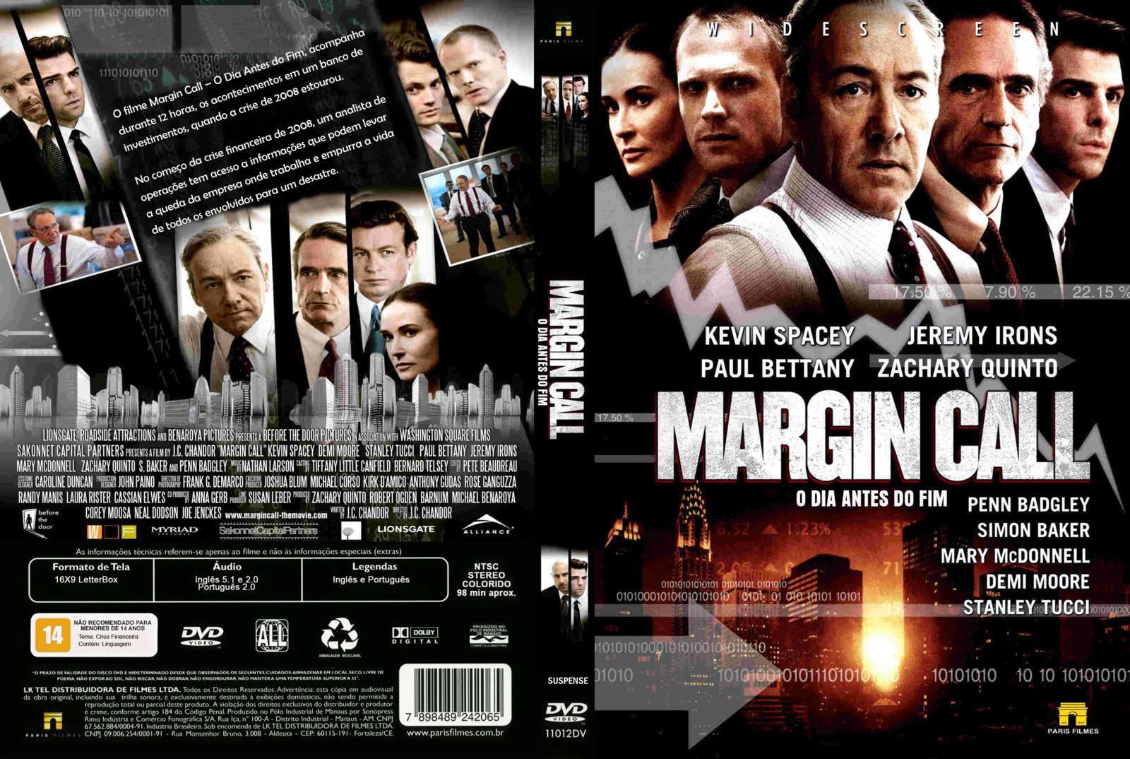 CAPAS DVD-R GRATIS  Margin Call O Dia Antes do Fim cbea49a741f