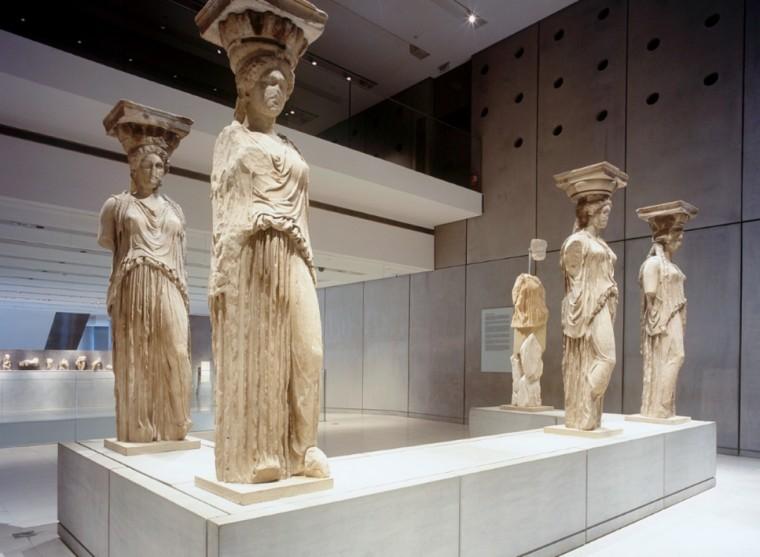 Ψηφιακή ξενάγηση στο Μουσείο της Ακρόπολης