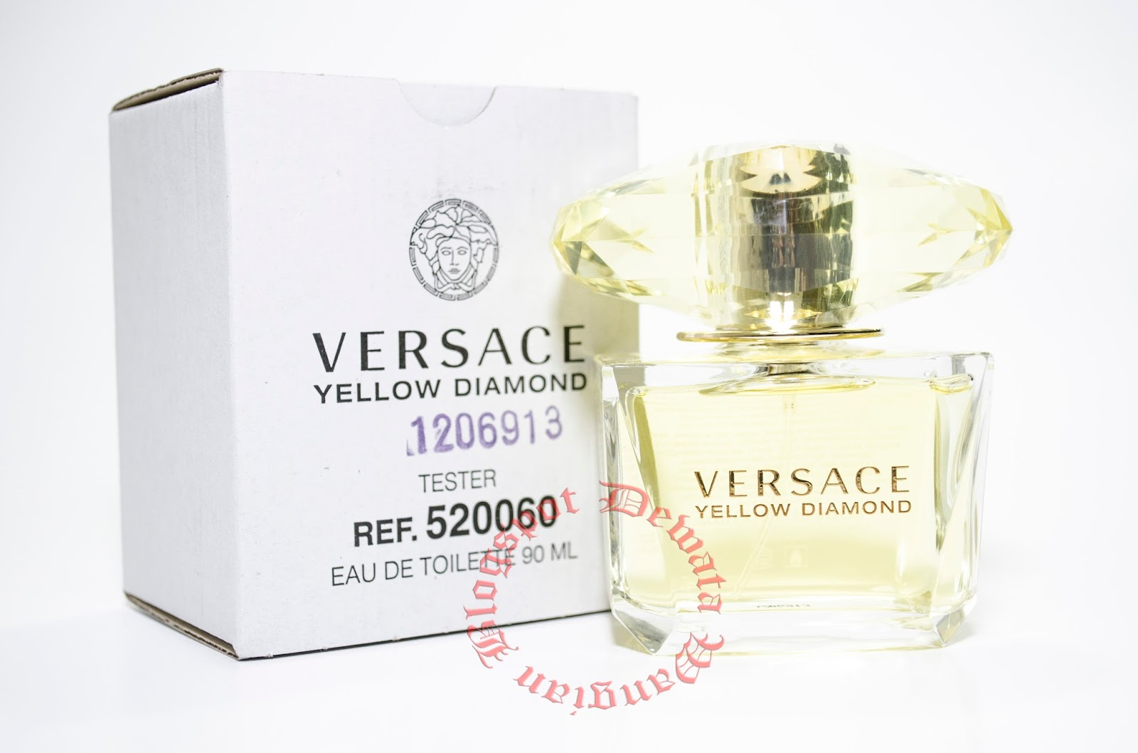Versace Yellow Diamond Tester Perfume