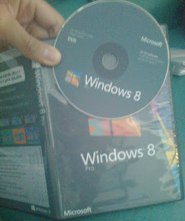 Beli Windows 8 Pro FINAL Build 9200 Aktif Permanen