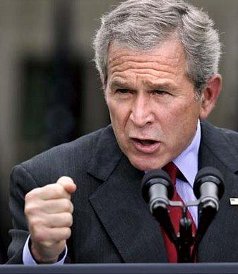 The 'Great' One - George W. Bush