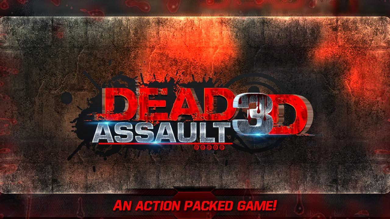 Dead Assault 3D Pro v1.1 APK+DATA