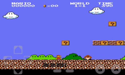Tampilan Game Super Mario Bros - Blog Mas Hendra