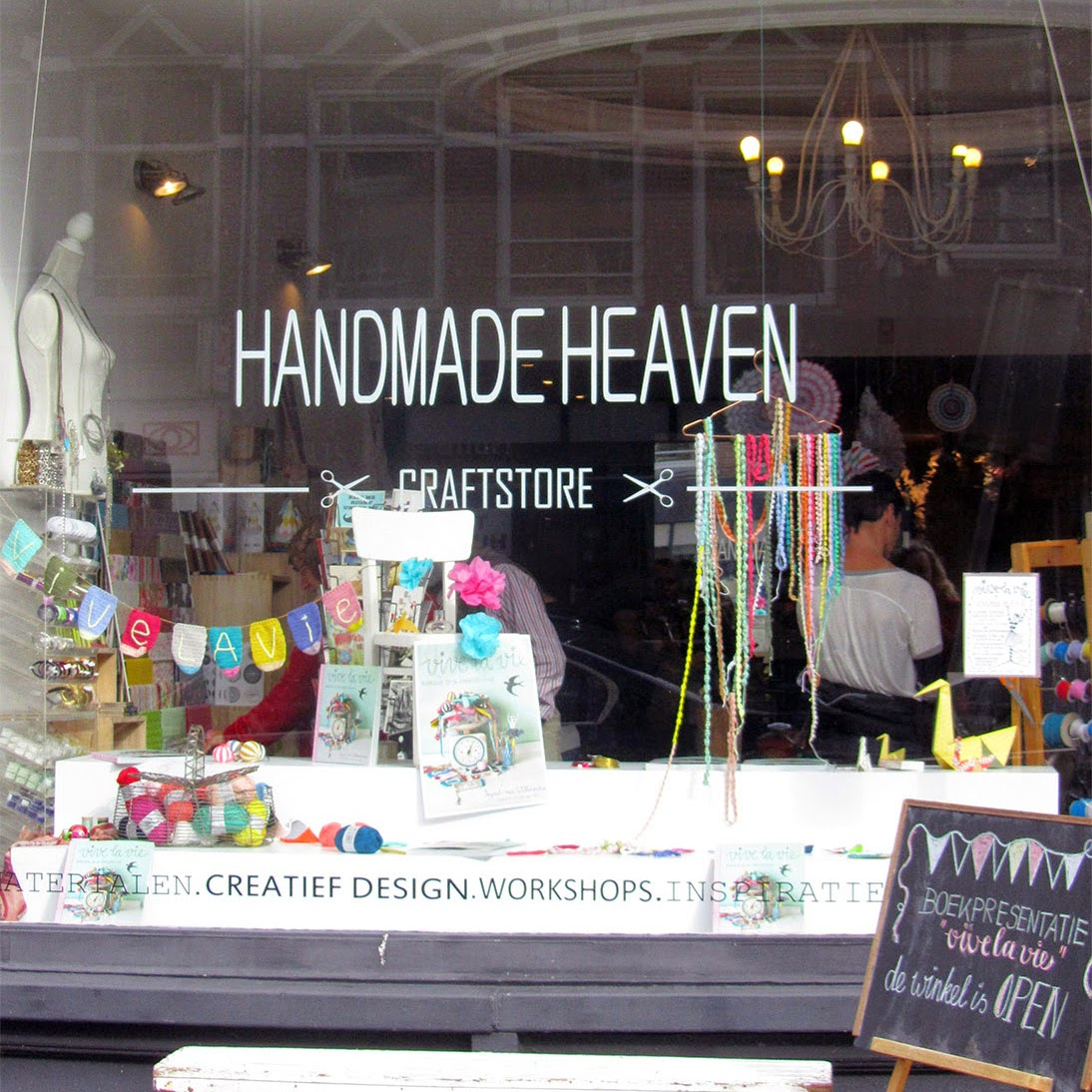 craft store Handmade Heaven