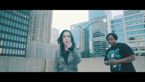"""VIDEO REVIEW: Miss Chiff - """"In Control"""" ft. Fury"""