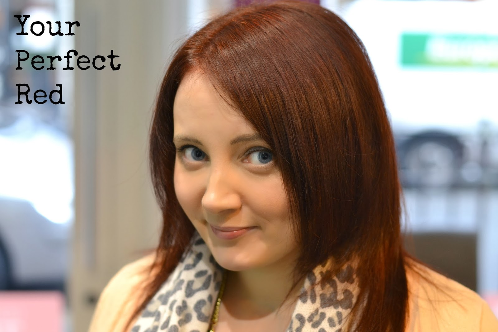 Find Your Perfect Red With Headmasters This Autumn Hayley Hall