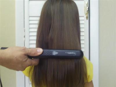 Cara Agar Rambut Lurus Dengan Smooting Di Rumah