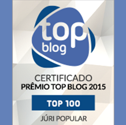 O BLOG DO JF É TOP BLOG 2015