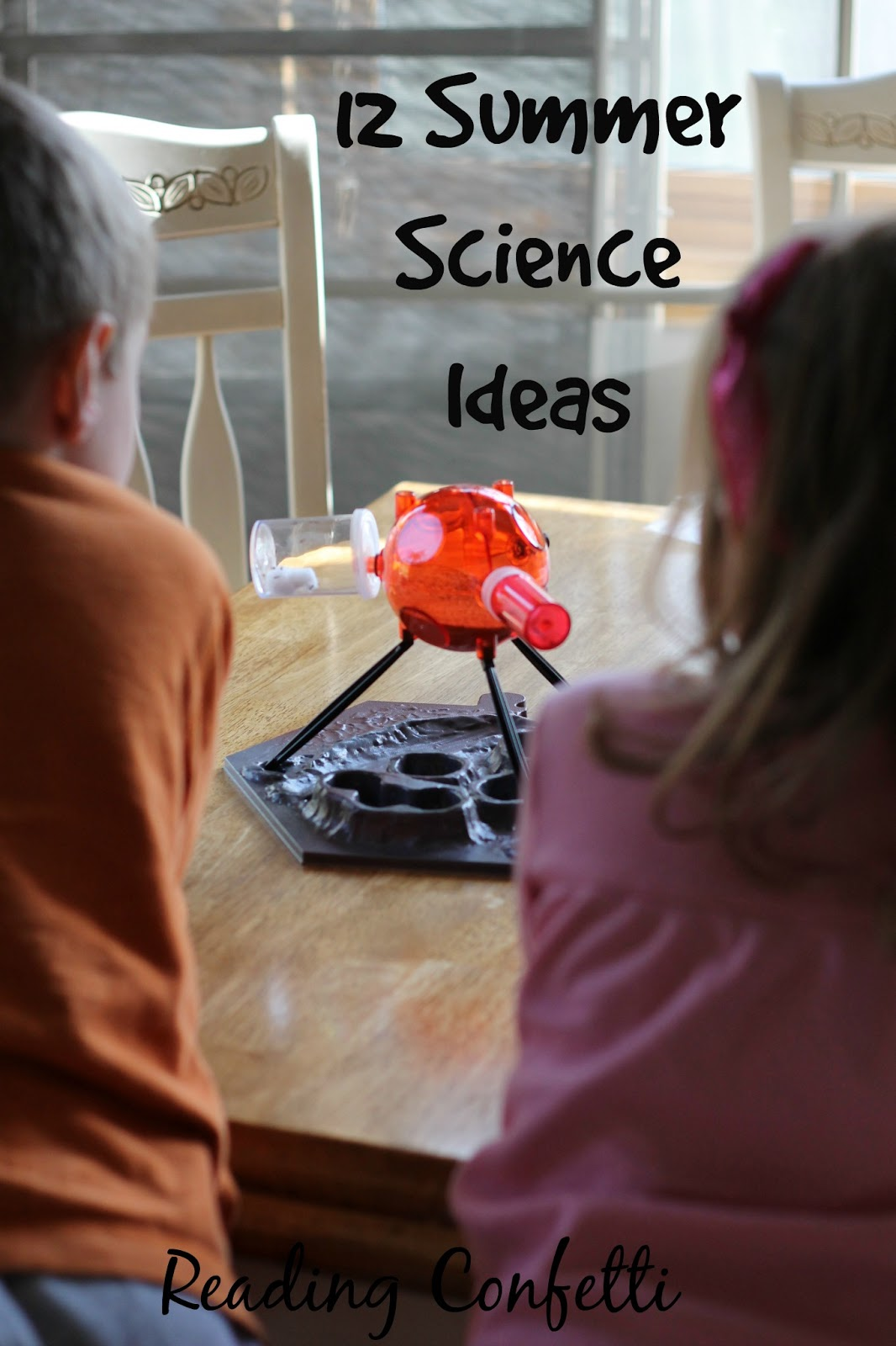 12 summer science ideas for kids