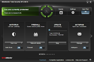 Download BitDefender Total Security 2012