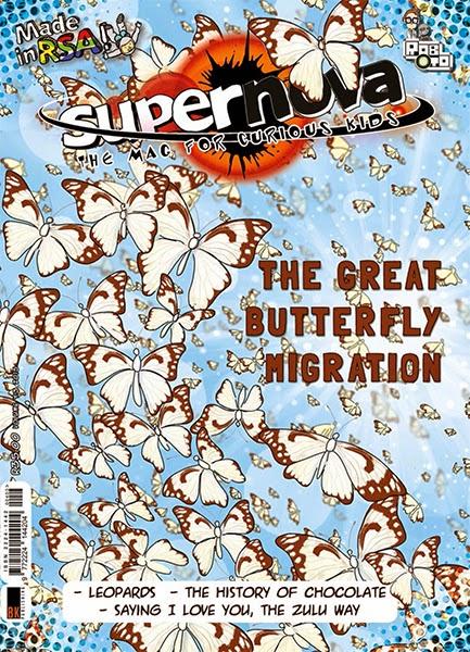 Supernova - the mag for curious kids Vol 4.3