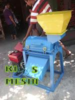 Mesin penggiling / penghancur janggel jagung atau bonggol jagung