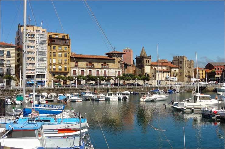 Asturias gij n puerto deportivo - Puerto deportivo gijon ...