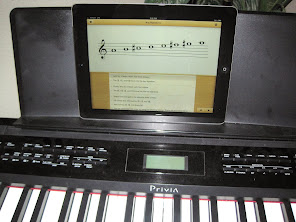 Digital Pianos & iPad piano education