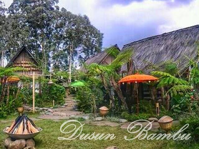 Paket Wisata Bandung Utara Murah 2015 - Wisata Dusun Bambu