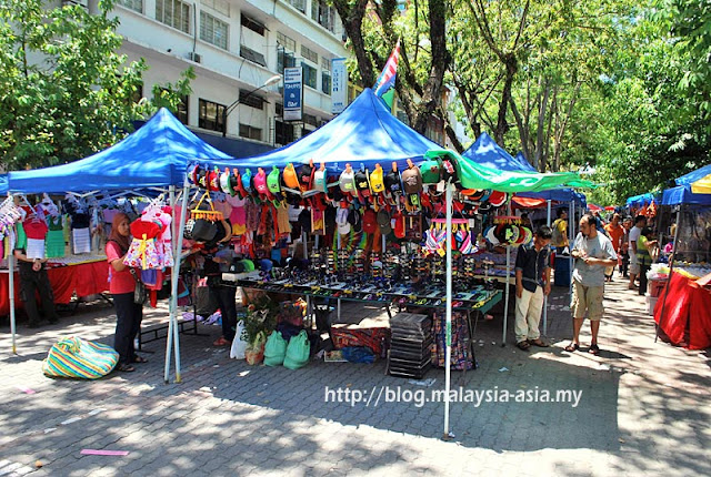 Pasar Gaya Street KK