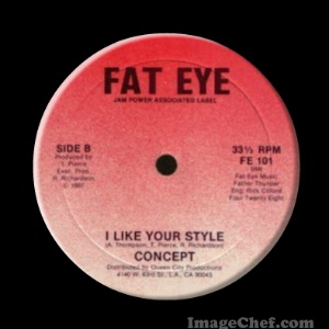CONCEPT - I Like Your Style