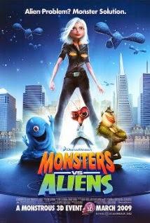 Streaming Monsters Vs. Aliens (HD) Full Movie
