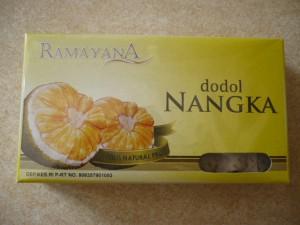 dodol nangka