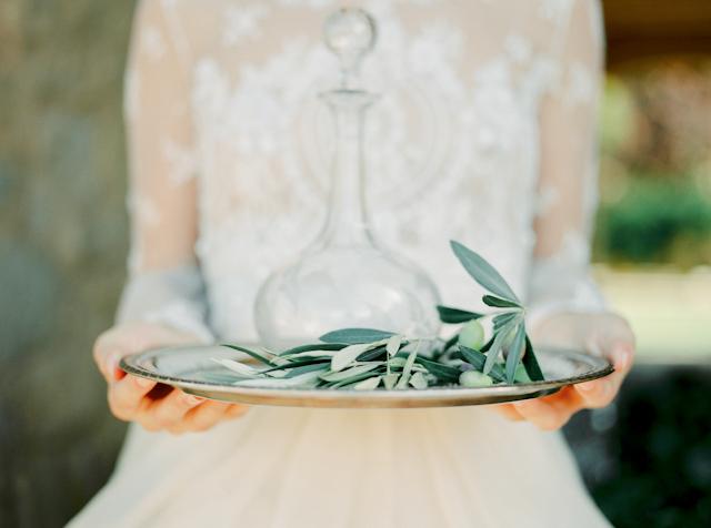 olivo olive ramas bodas decoracion ideas decor rustic decoration