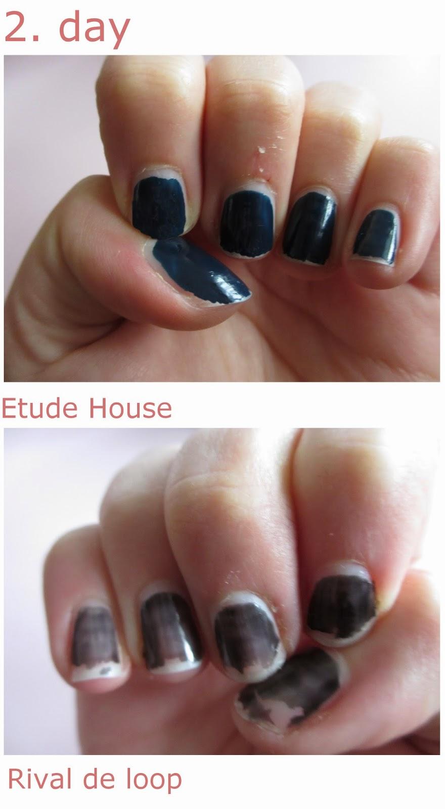 Rosalie & Violetta: Etude House \