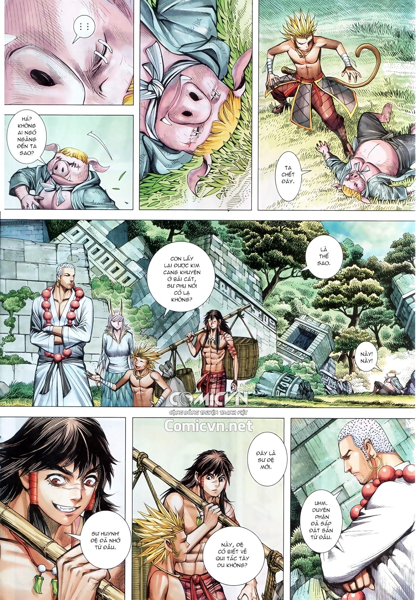 Tây Du chap 104 Trang 25 - Mangak.info