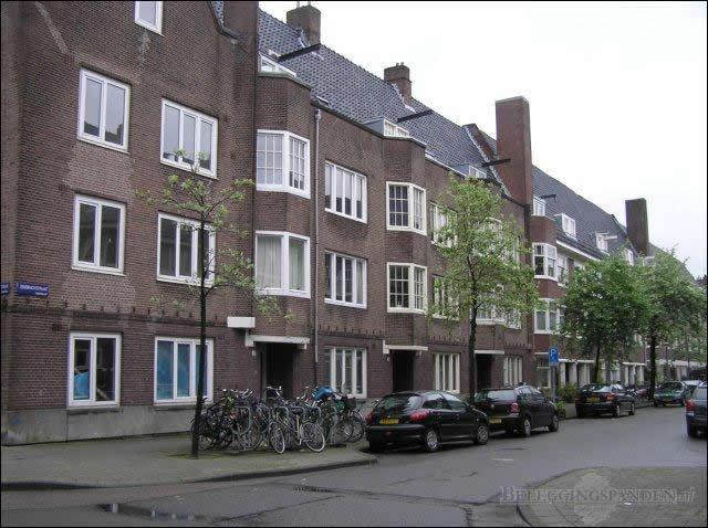 Rivierenbuurt - Amsterdam, Netherlands