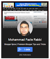 Google plus dark badge