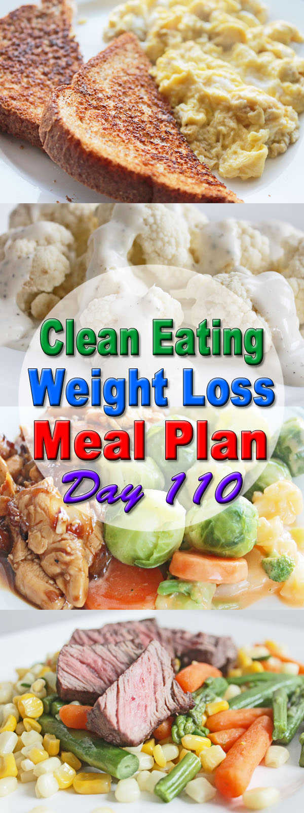 Clean eating weight loss meal plan uk