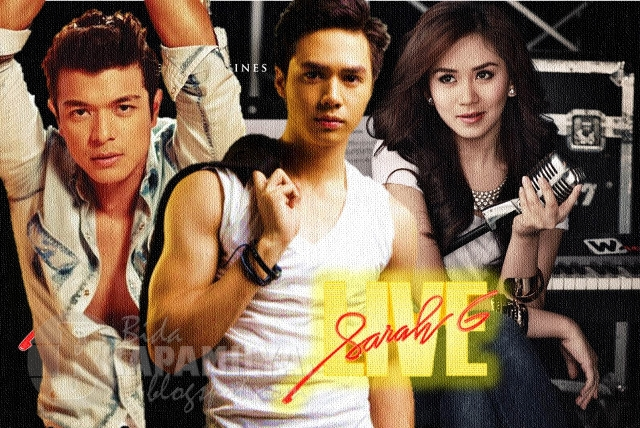 Sam Concepcion and Jericho Rosales on 'Sarah G Live!' this January 20