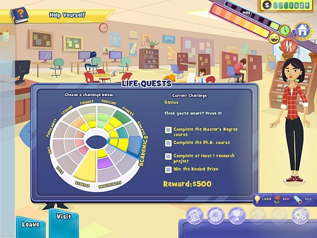 Life Quest 2: Metropoville free download