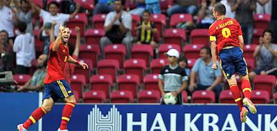 Spain U20 FIFA 2013