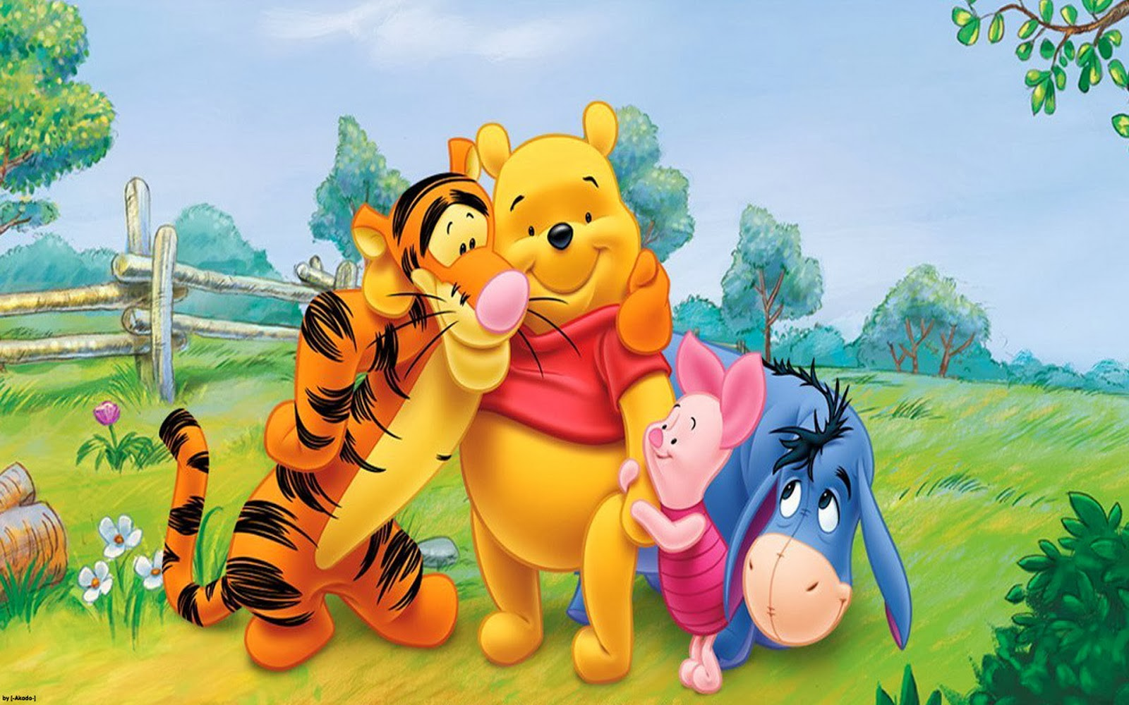 Winnie the Pooh and Friends Pictures | Kids Online World Blog Christmas Tree Decorations 2013