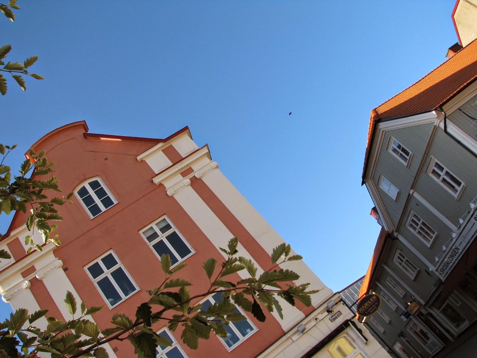 Energieffektivisering i äldre byggnader