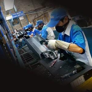 Contoh SOP Perusahaan Manufaktur