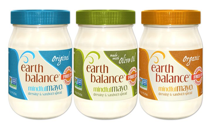 earth balance released their new vegan mayonnaise lines recently the ...