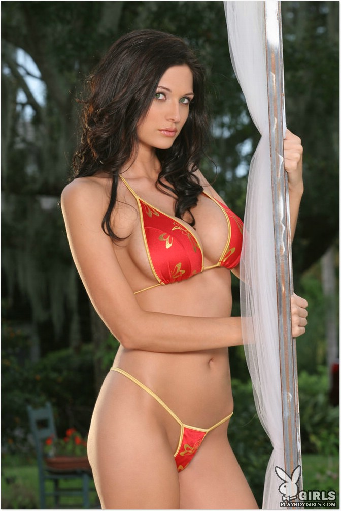 Mandy Marie Michaels in Swimwear