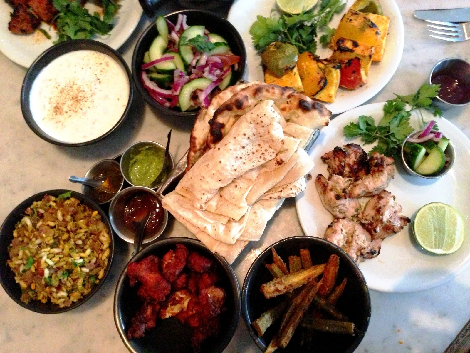 Dishoom Covent Garden Review The Cutlery Chronicles