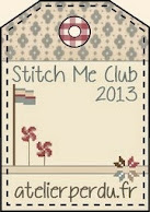 stitch me club 2013 comes back with a purse  for stitchers