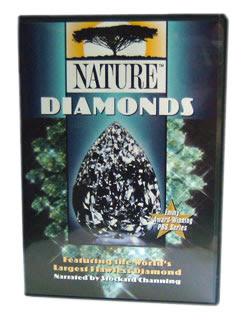 Brindes Grátis DVD sobre Diamantes