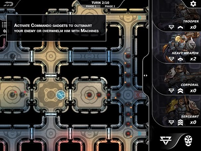 Legions of Steel Apk + Data Android Full Version Pro Free Download