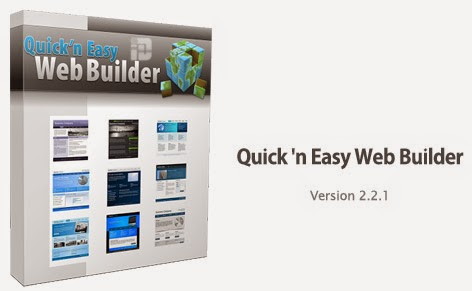 Quick 'n Easy Web Builder v2.2.1
