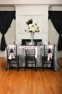 great gatsby party decor