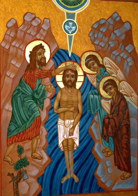 "Sermon for the Baptism of Our Lord: ""Baptism Basics"""