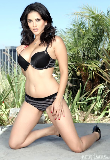 Sunny Leone's Latest Hot Photo shoots (2013)