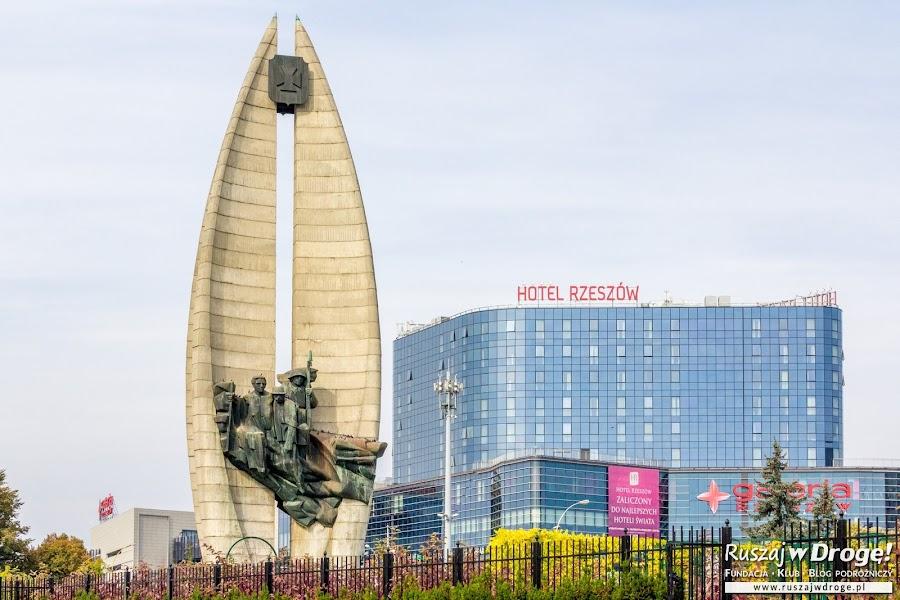 Słynny pomnik z Rzeszowa. Przypomina...