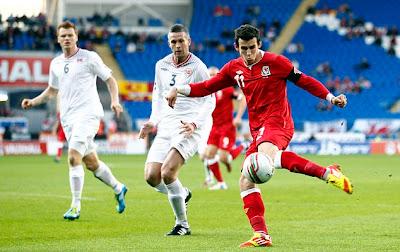 Wales 4 - 1 Norway (1)