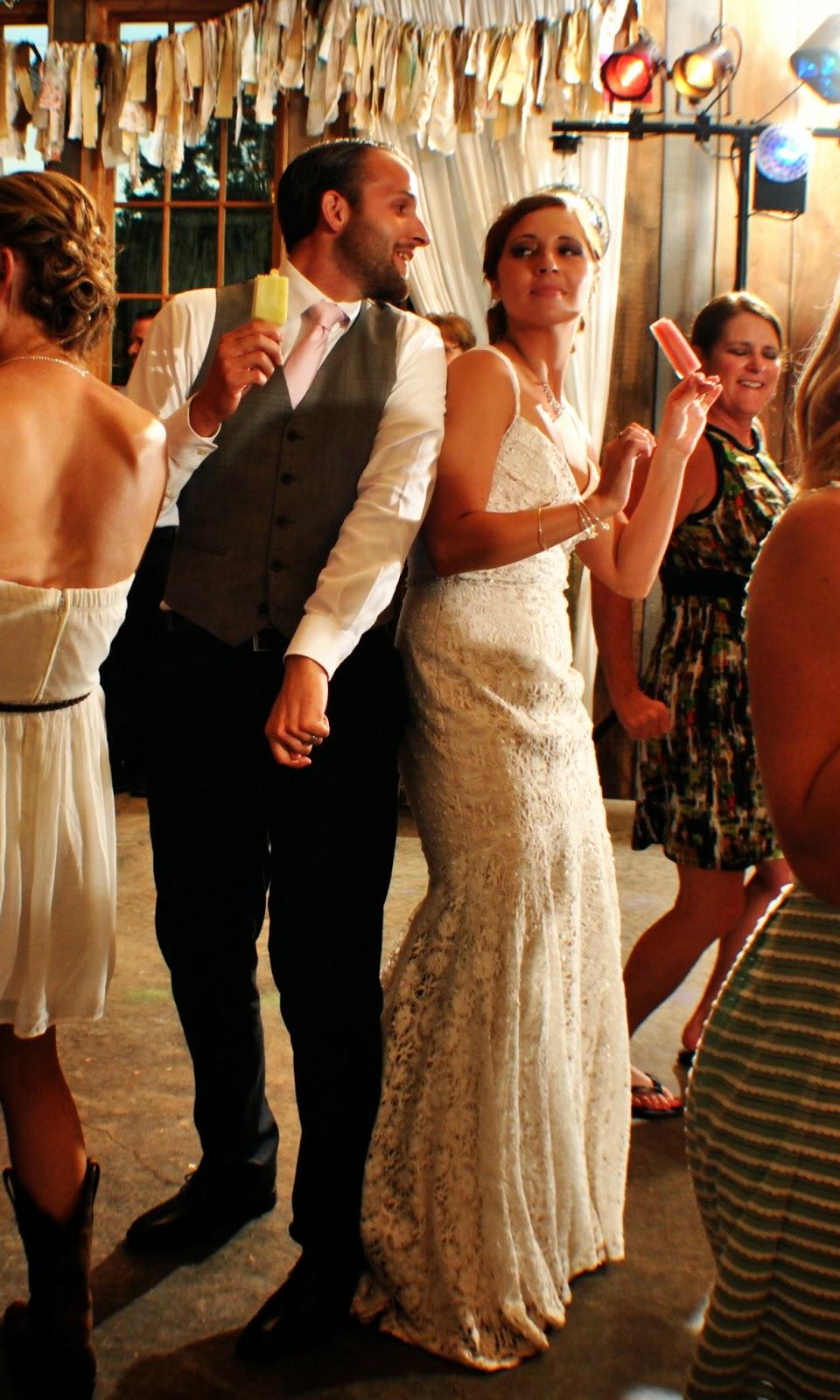With Class LLC Wedding Coordination Party DJ - The Barn at High Point Farms - Flintstone, GA